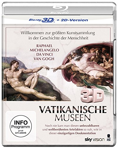 Vatikanische Museen [3D Blu-ray + 2D Version]