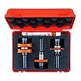 CMT Orange Tools 900,625,11-Jeu de fraises pour tétons hw s 12 5,15 13,5 41,2 à d