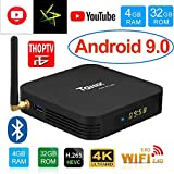 H6 Mini 6K Player Android 7.0 TV Box, 3GB/32GB Android TV Box Supports