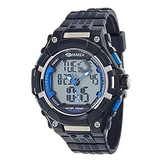 Marea Clock Man b40189/3aquático Sports Tide Watch