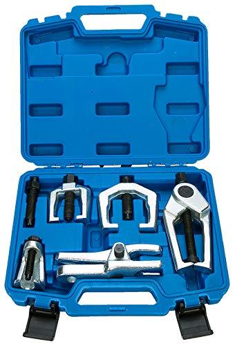 FreeTec 6 TLG. Spurstangenkopf Gelenk Ausdrücker Traggelenk Kugelgelenk Abzieher Werkzeug
