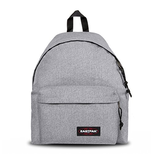 Eastpak Padded Pak'r Sunday - Mochila (300 x 180 x 400 mm, 24 litros), color gris