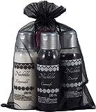 Gothic Set 'Nachtlilie' mit Cremeseife, Duschgel, Körpermilch und Schaumbad