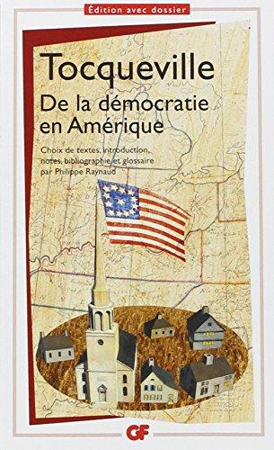 De la dmocratie en Amrique