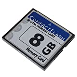 P Prettyia 2GB/4GB/8GB Speicherkarte Compact Flash Karte CF für Digital Kamera - 8GB