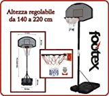 Anlage Basketballanlage transportabel Set Profi-Basketball