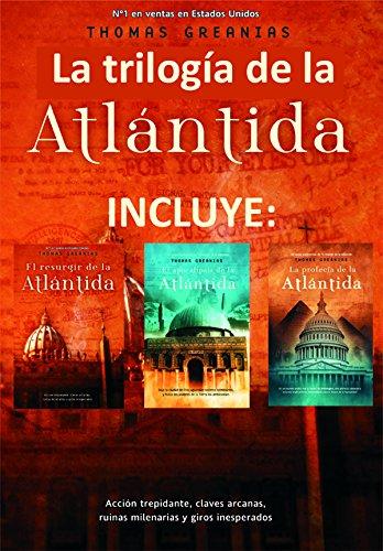 Pack trilogía de la Atlántida por Thomas Greanias