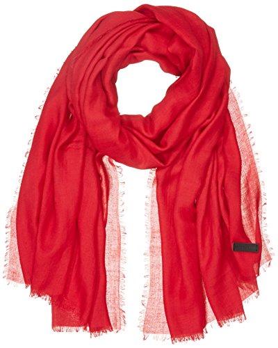 Strenesse Damen Trilby Gazè Scarf, Rot (Cardinal Red 560), 1 Preisvergleich
