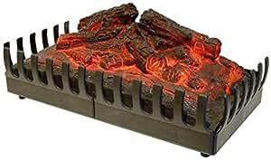 chemin 39 arte 094 deko holzscheite rot leuchtend f r elektrische kamine baumarkt. Black Bedroom Furniture Sets. Home Design Ideas