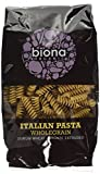Biona Organic Whole Fusilli, 500 g
