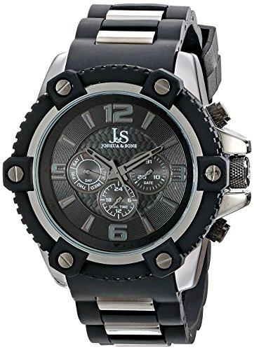 Montre bracelet - Homme - Joshua & Sons - JS94BK