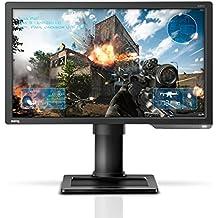 "BenQ ZOWIE XL2411 - Monitor para PC Desktop  de 24"" (1920X1080 Full HD, 16:9, Panel TN, 144 Hz para e-Sport, 1ms,  Flicker free, Low Blue Light, HDMI, Inclinable), negro"