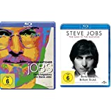Steve Jobs Set (jOBS - Die Erfolgsstory von Steve Jobs & Steve Jobs - The Man in the Machine) - Deutsche Originalware