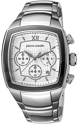 Montre bracelet - Homme - Pierre Cardin - PC104481S06 - Fabriqué en Suisse