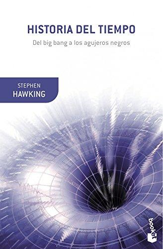 Historia del tiempo: Del big-ban a los agujeros negros par Stephen Hawking