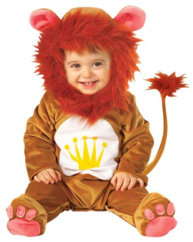 üsch braun 86 (12-18 Monate) (Löwe Kostüm 12 18 Monate)