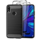 Teayoha Case for Huawei Y6 2019 / Honor 8A, with Tempered