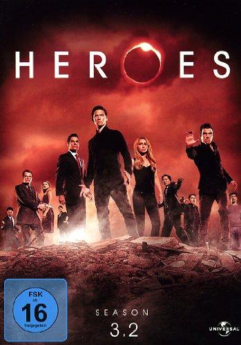Heroes S03E22: Verwandlungen (Turn And Face The Strange ...