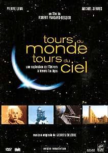 Tours du monde, tours du ciel - Coffret 4 DVD + 1 livre
