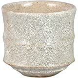 Sabi Kairagi 8.8cm Teetasse Beige Ceramic Japanisch traditionell