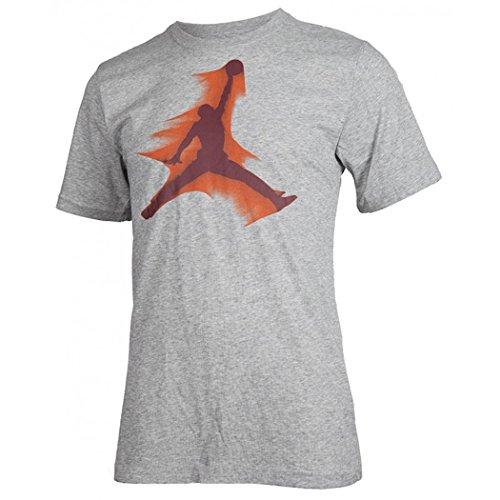 Nike Jordan ultrasuoni Jumpman t-shirt Gray