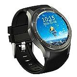Hunpta DM368 Bluetooth Smart Watch Gesundheit Handgelenk Armband Herzfrequenz-Messgerät (Schwarz)