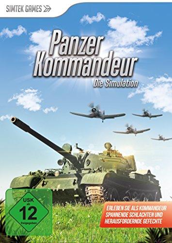 Sim Tek Panzer Kommandeur