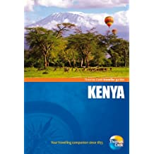 Traveller Guides Kenya, 4th (Travellers - Thomas Cook)