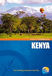 Traveller Guides Kenya, 4th (Travellers - Thomas Cook)