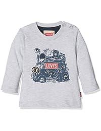Levi's Baby Boys' LS Tee Trucki T-Shirt