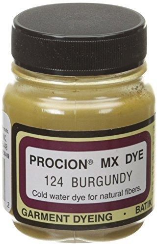 Deco Art Jacquard Procion Mx Dye, 2/3-Ounce, Burgundy by DecoArt