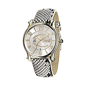 Just Cavalli R7251168615 – Reloj, Correa de Cuero Multicolor