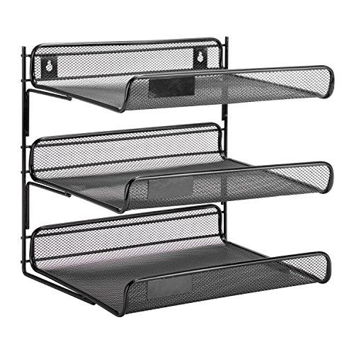 honey-can-do-ofc-06207-3-tier-mesh-organizer-da-scrivania-metallo-nero-1325l-x-1075-x-125