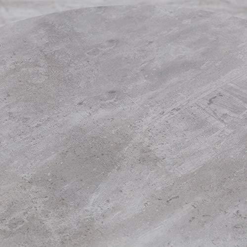 Kölle Gartentisch Jersey, Beistelltisch, Keramik, Maße 70×70 cm, Höhe 40 cm