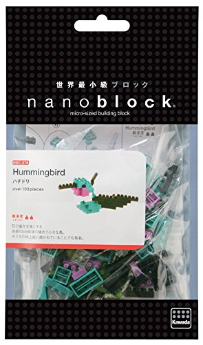 Nanoblock Hummingbird
