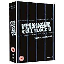 Prisoner Cell Block H Volume 10 (8 Dvd) [Edizione: Regno Unito] [Edizione: Regno Unito]