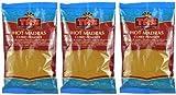 TRS - Madras Curry Pulver - 3er Pack (3 x 100g) - Scharf mit Chilipfeffer - Indisches Gewürz