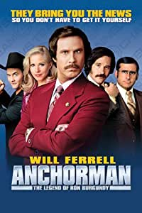 Empire 158512 Anchorman, The Film Movie Kino Plakat Poster - 61 x 91.5 cm