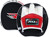 RDX Boxing Punch Target Focus Training Punching Mitts Hook & Jab Pads MMA Thai Strike Kick Shield
