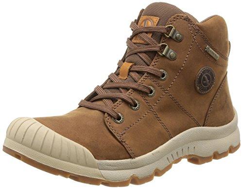 fe32d8e5c37bf0 Aigle TENERE Leather & GTX, Zapatos de Low Rise Senderismo para Hombre,  Marrón (