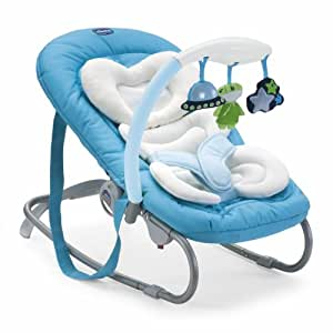Chicco Mia Rocker Greeny for 0-6 Months - Blue