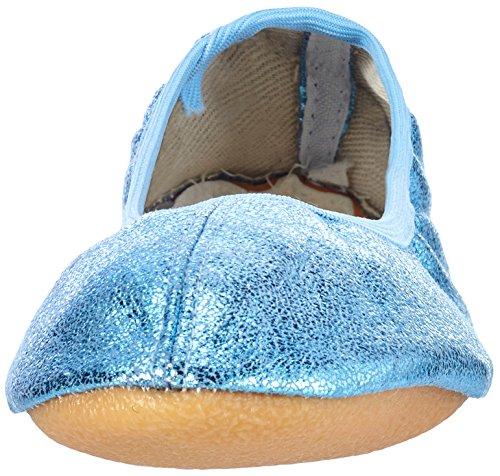 Beck Damen Basic Gymnastikschuhe Blau (Hellblau)