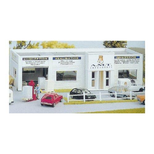 Hornby France - MKD - MK632 - Construction et Maquettes - Imprimerie