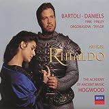 Handel - Rinaldo / Bartoli, Daniels, Fink, Finley, Orgonasova, Taylor, AAM, Hogwood