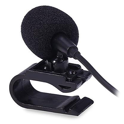 smartnavi-Tragbarer-35-mm-Auto-DVD-Autoradio-EXTERNES-MIKROFON-Mikrofon-Laptop-Stereo-Player-Head-Unit-mit-3-M-Kabel-Plug-und-Play