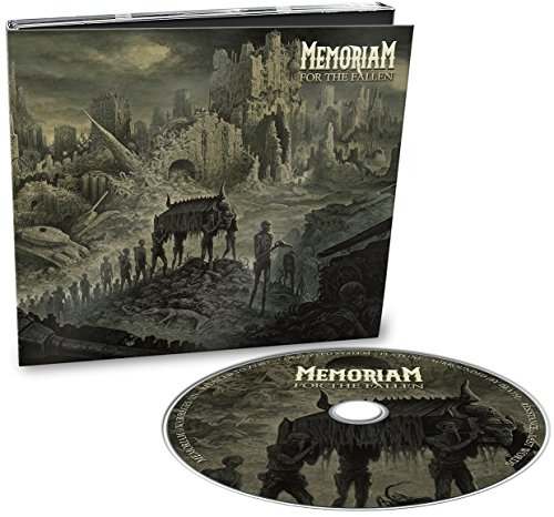 Memoriam - For The Fallen [CD]
