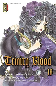 Trinity Blood Edition simple Tome 18