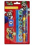 Super Mario Bros Stationery Set