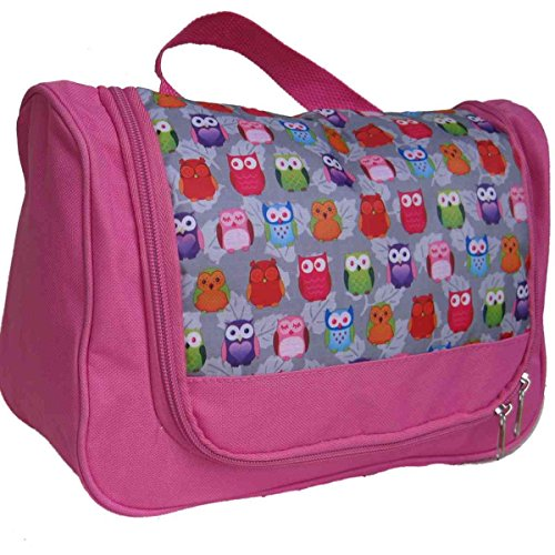 Toiletry Bag (Just Owls)
