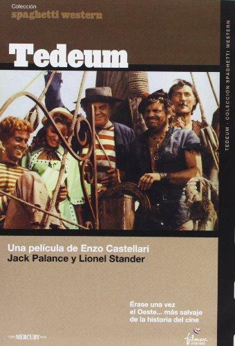 Tedeum (Import Dvd) (2007) Jack Palance; Lionel Stander; Francesca Romana Colu